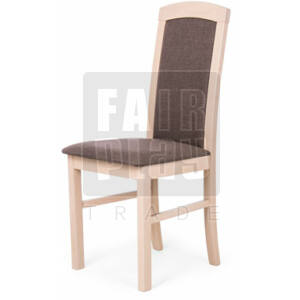 Irma szék- világos tölgy