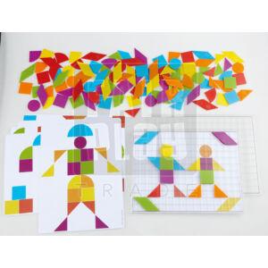 Geometric mozaik