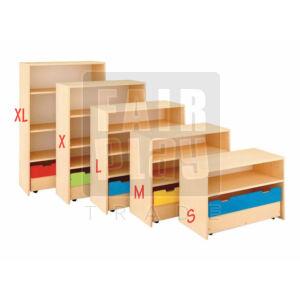 Neo fiókos játéktároló szekrény - Több méretben