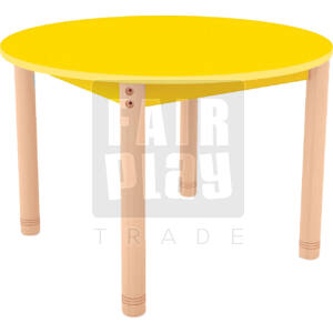 Neo színes kör asztal - Több színben