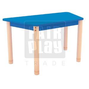 Neo színes trapéz asztal - Több színben