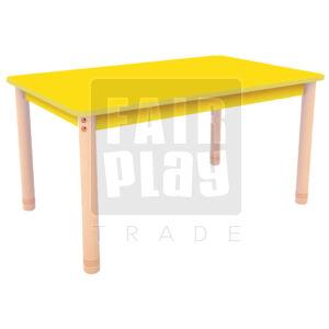 Neo színes téglalap asztal - Több színben