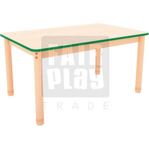 Neo téglalap asztal - Több színben