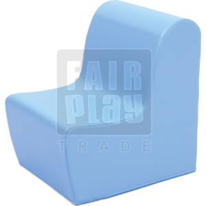 Moduló bölcsis fotel - kék
