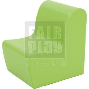 Moduló bölcsis fotel - zöld