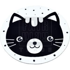 Bébiszőnyeg - fekete macska