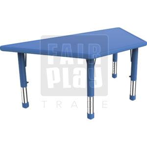 Gloomy trapézasztal - kék