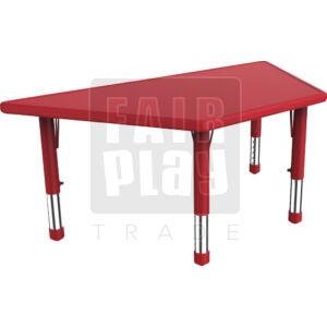 Gloomy trapézasztal - piros