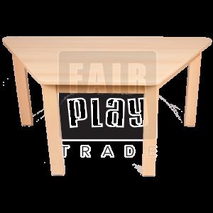Fair Play trapéz asztal - Több színben és méretben