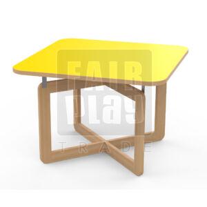 Színes bölcsis asztal