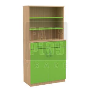 Koko talaló szekrény