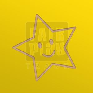 Koko ovis jel - csillag
