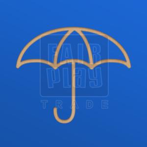 Koko ovis jel - esernyő