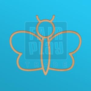 Koko ovis jel - pillangó