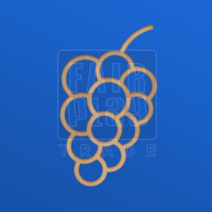 Koko ovis jel - szőlő