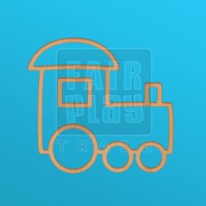 Koko ovis jel - vonat