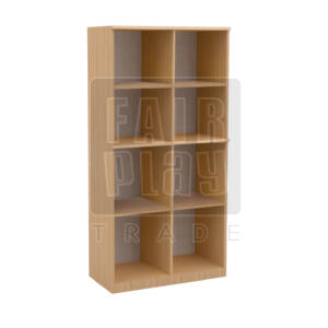 Alap fakkos szekrény