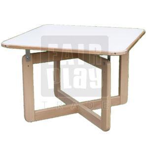 Bölcsis asztal állítható lábbal