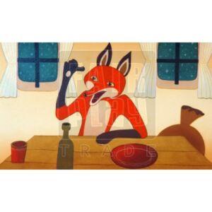 Diafilm - A szállást kérő róka