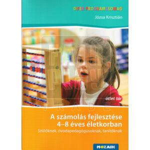Difer program: A számolás fejlesztése 4-8 éves életkorban