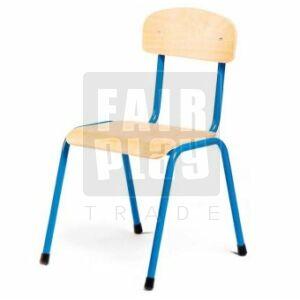 Fémlábas szék - Kék