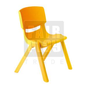 Gloomy szék - sárga 30 cm