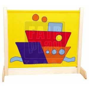 Paraván panel - hajós
