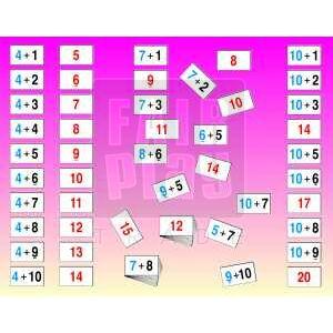 Kártya készlet - összeadás