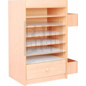 Kézműveskellék tároló szekrény