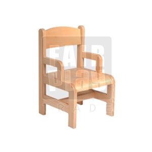 Karfás szék - 26 cm