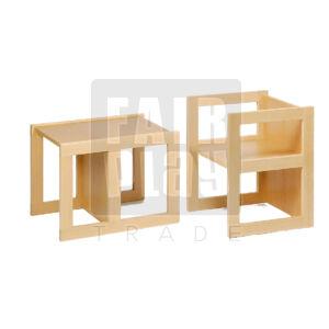 Kis asztal, szék