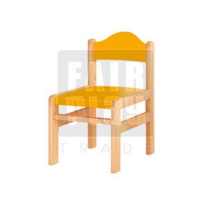 Koko szék - narancs - Több méretben