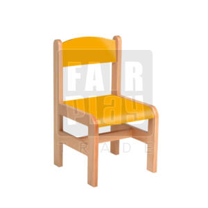 Lime szék - narancs - Több méretben