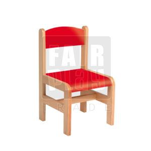 Lime szék - piros - Több méretben