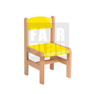 Lime szék - sárga - Több méretben