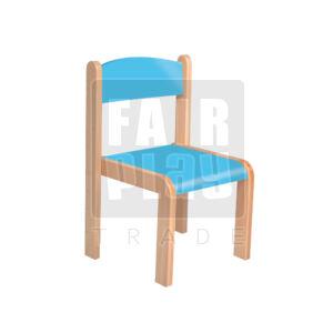 Mangó rakasolható szék - kék - Több méretben