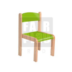 Mangó rakasolható szék - zöld - Több méretben