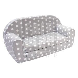 Pöttyös kanapé
