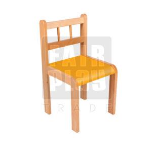 Peti szék -  narancs - Több méretben