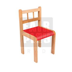Peti szék - piros - Több méretben
