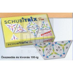Schubitrix - Összeadás-kivonás 100-ig