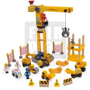 Városi építkezés